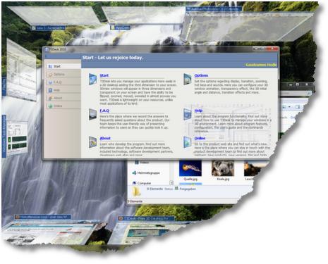 3d-desktop tehnif t3Desk