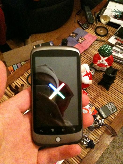 Google-Phone - Erste Bilder im Netz aufgetaucht