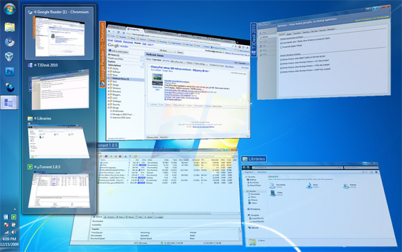 t3 desktop screenshot